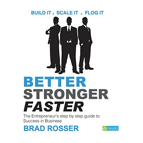 Better Stronger Faster audiobook cover art