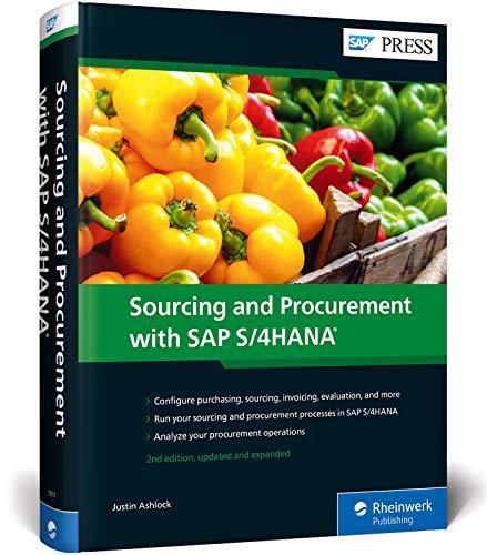 SAP S/4HANA Sourcing and Procurement (2nd Edition) (SAP PRESS)