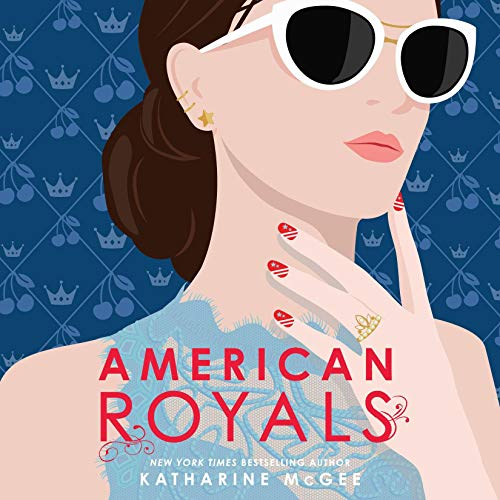 American Royals audiobook cover art