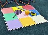 Kingfisher Tapis de jeu puzzle en mousse