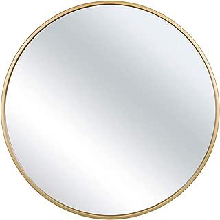 Best rose round mirror Reviews