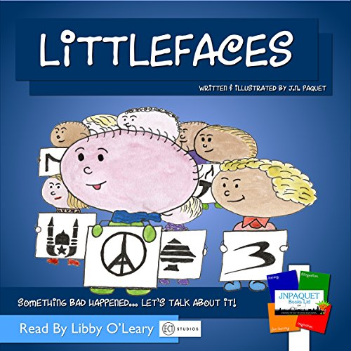 Littlefaces audiobook cover art