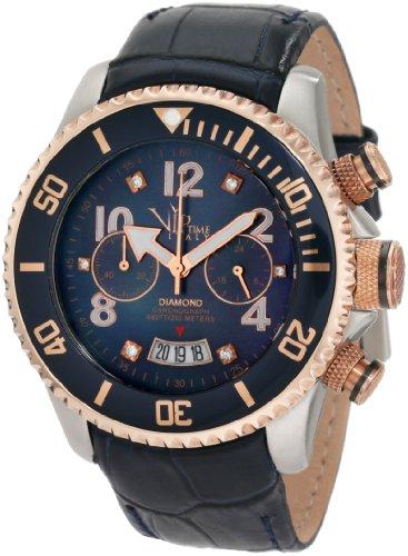 VIP TIME ITALY Reloj con Movimiento Cuarzo japonés Woman Magnum 43 mm