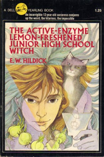 Active Enzyme Lemon-Freshened Junior High School Witch
