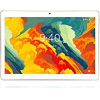 Tablet 10 Pulgadas 4G LTE WIFI BEISTA,Android 9.0 tableta,4GB RAM 64GB ROM,Quad-core,Full HD display,GPS,Bluetooth,OTG(Blanco)
