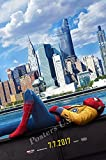 Posters USA - Spider Man Homecoming Movie Poster GLOSSY FINISH - FIL030 (24' x 36' (61cm x 91.5cm))