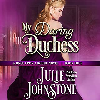 My Daring Duchess audiobook cover art