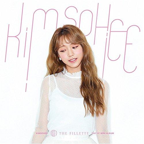 Loen Entertainment Kim So Hee - The Fillette (1St Mini Album) Cd+Booklet+Photocard