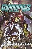Guardianes de la Galaxia. Vengadores cósmicos (MARVEL INTEGRAL)