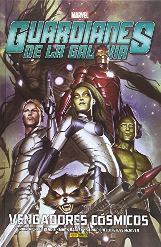 Guardianes de la Galaxia. Vengadores cósmicos