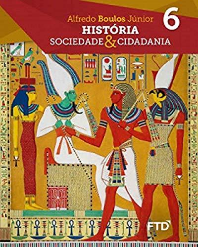 História, Sociedade & Cidadania - Caderno de Atividades - 6º ano - aluno