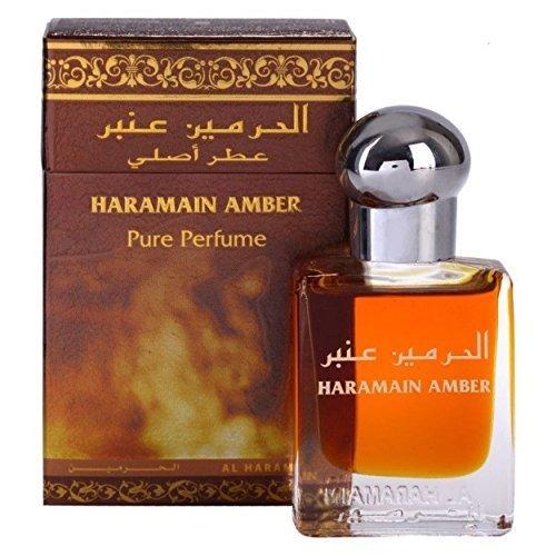 Parfum Al Haramain Amber 15ml 100% Huile