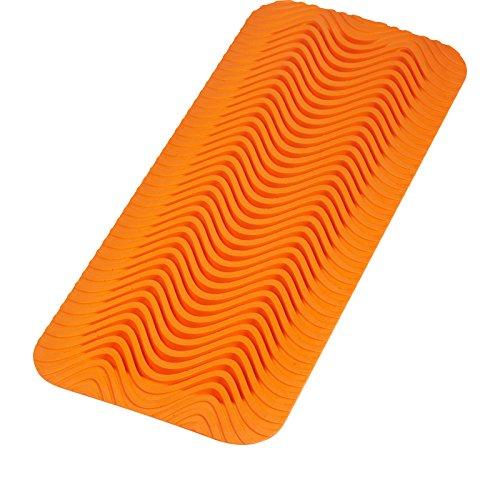 Furygan Central Back Protector, Unisex Erwachsene M Orange
