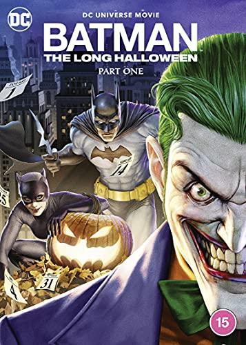 Batman: The Long Halloween Part 1 [DVD] [2021]