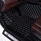 JTSGHRZ Para Citroen C4 C4 Aircross C4 Picasso C6 2006-2014, Alfombrillas de Coche Almohadillas de pie Personalizadas