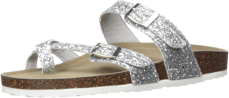 Madden girl Women's Bryceee Slide Sandal