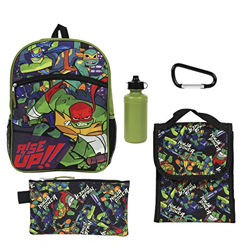 Teenage Mutant Ninja Turtles Green Back to School Essentials Set for 3 years and up