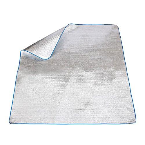 Yicare 1PC Aluminium Foil Isomatte 200 *...