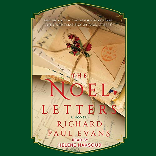 Noel Letters  By  cover art