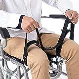 XER Schenkel Beinhebehilfe mit 2. Hände Heber Geschirr Bein Heben Ziehen um Sichern Transfer Schlinge Rollstuhl Mobilität Gerät