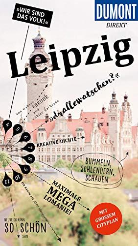DuMont direkt Reiseführer Leipzig: Mit großem Cityplan (DuMont Direkt E-Book)