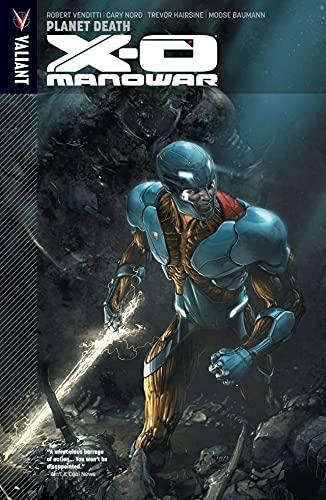X-O Manowar Vol. 3: Planet Death - Introduction (X-O Manowar (2012- )) (English Edition)