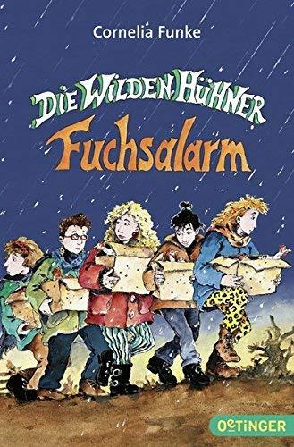 Buchseite und Rezensionen zu 'Die Wilden Hühner - Fuchsalarm ( 1. Juli 2012 )' von