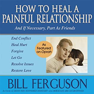 How to Heal a Painful Relationship audiobook cover art
