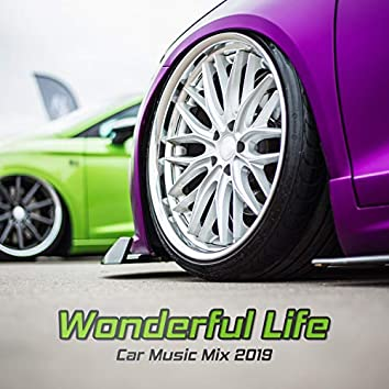 Wonderful Life: Car Music Mix 2019 - Best Electro House, Party Dance, Summer Cocktail