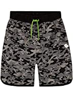 Harry Bear loves making a big splash for fun in the sun! Premium quality kids camouflage swim shorts Super comfy mesh lined camo print swimming costume with two pockets Stand out in camouflage with these awesome boardies! Crafted for quality and styl...
