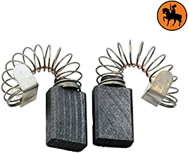 Escobillas de Carbón para AEG SB2E20RL taladro -- 5x10x15mm -- 2.0x3.9x5.9''