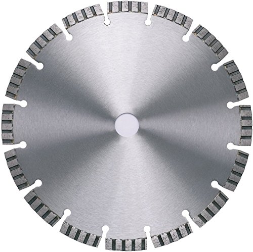 Diamant Trennscheibe Beton Granit 400 mm Turbo Segment 10 mm Laser Flexscheibe Motortrenner Bohrung 25,4 mm