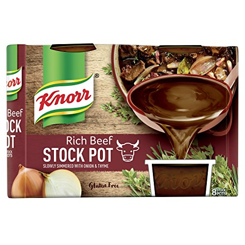 Knorr Beef Stock Pot, 8 x 28g