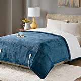 Degrees of Comfort Sherpa Soft Dual Control Electric...