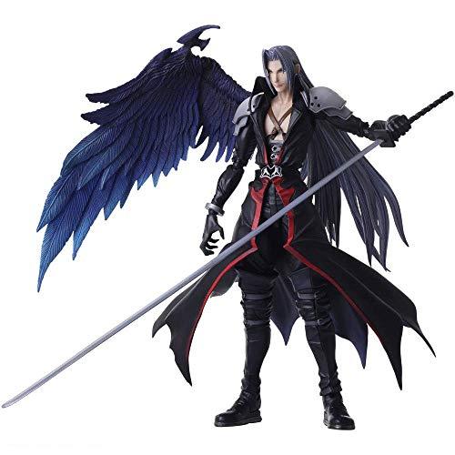 Final Fanasty MAY198222 Final_Fantasy Unisex Adulto, Azul, Negro, Rojo
