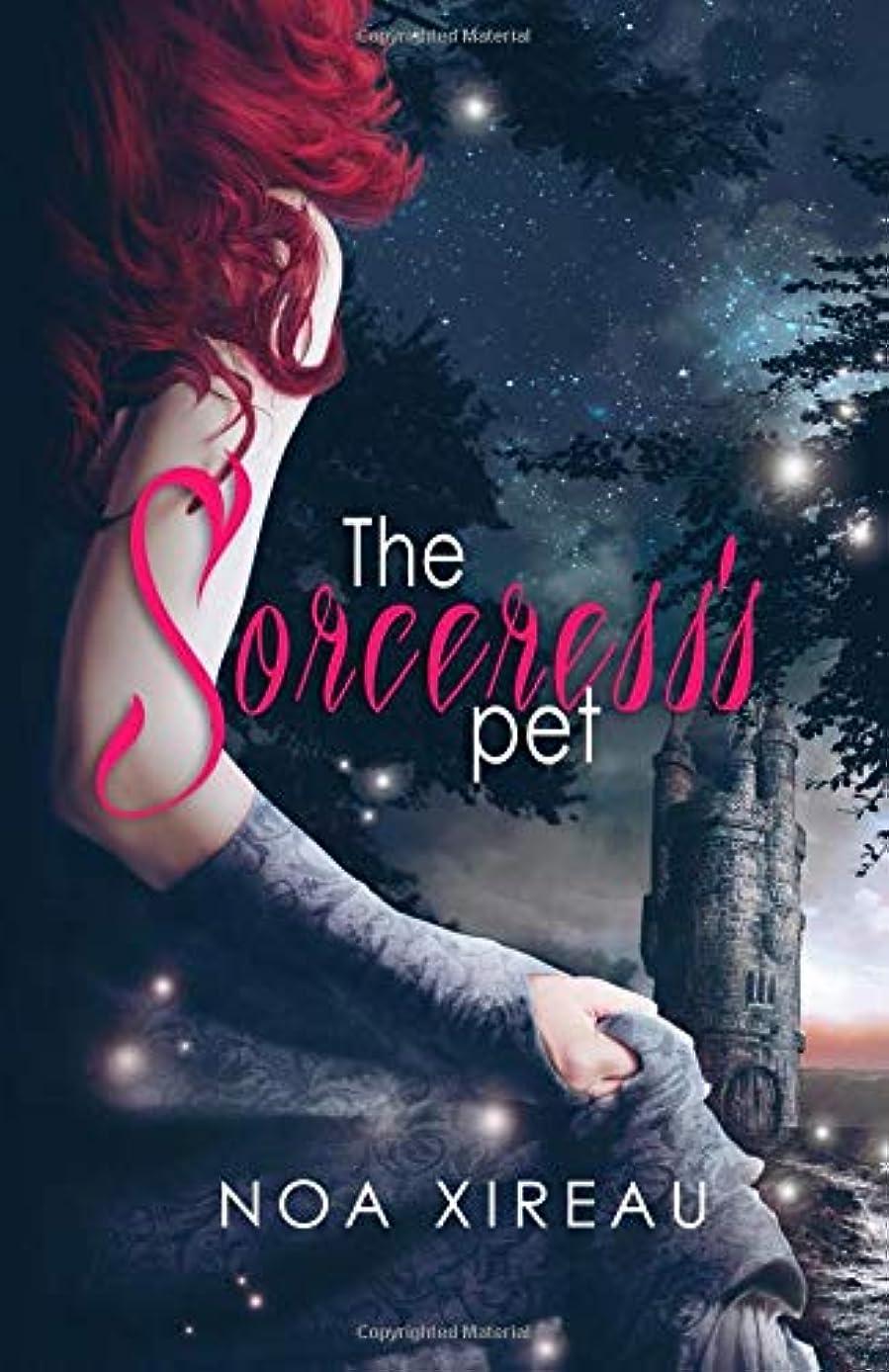 ベッド寂しい十分The Sorceress's pet