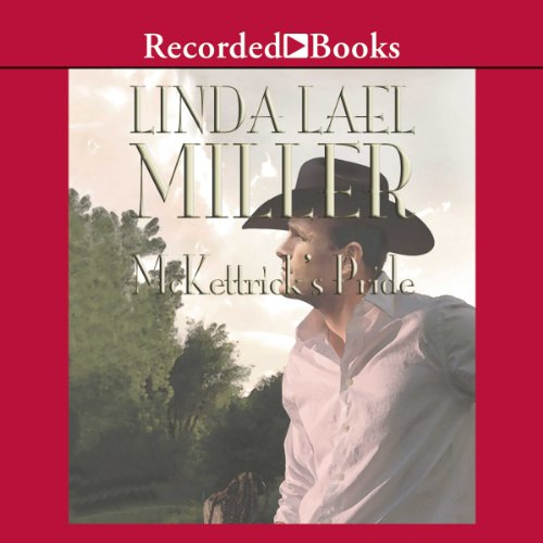 McKettrick's Pride audiobook cover art