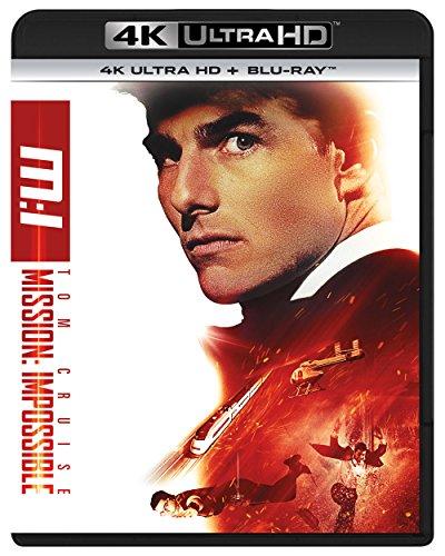 ミッション:インポッシブル (4K ULTRA HD + Blu-rayセット) [4K ULTRA HD + Blu-ray]