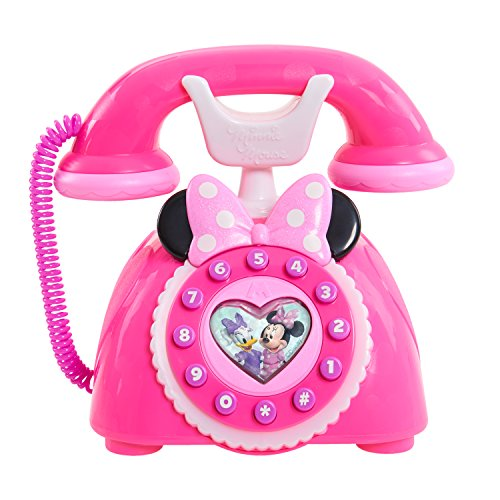 Minnie's Happy Helpers Rotary Phone, Styles May Vary