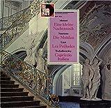 Wolfgang Amadeus Mozart / Bedrich Smetana / Franz Liszt / Pyotr Ilyich Tchaikovsky - Eine Kleine Nachtmusik - Die Moldau - Les Préludes - Capriccio Italien - Die Volksplatte - SMVP 8019