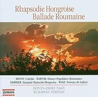 Rhapsodie Hongroise: Ballade Roumaine (フルートと弦楽合奏のための編曲集)