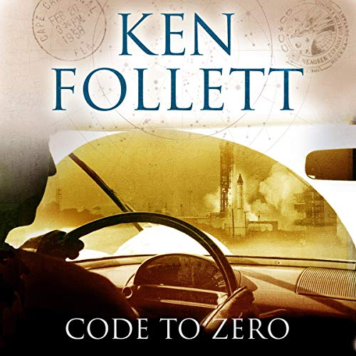 Code to Zero audiobook cover art