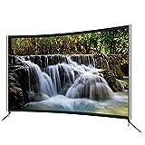 GXFCH SHOP Superficie Curvada TV Smart TV de 42 Pulgadas TV Curvada, Superficie...