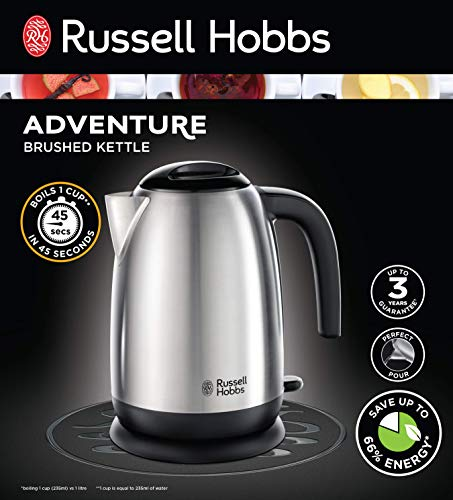 Russell Hobbs 23910 Adventure Brushed
