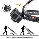 Immagine 1 eletorot torcia lampada frontale led