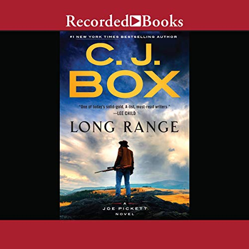 Long Range audiobook cover art