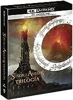 Trilogía El Señor de los Anillos versión extendida 4k UHD [Blu-ray]