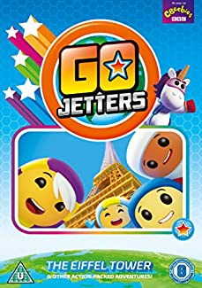 Go Jetters - The Eiffel Tower