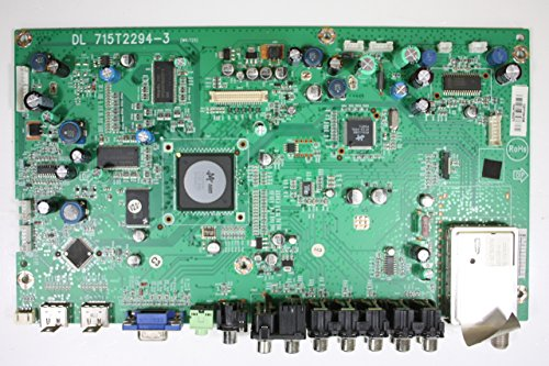 "MAGNAVOX 32"" 32MD357B/37 CBPF72MKZB8 Main Video Board Motherboard Unit"