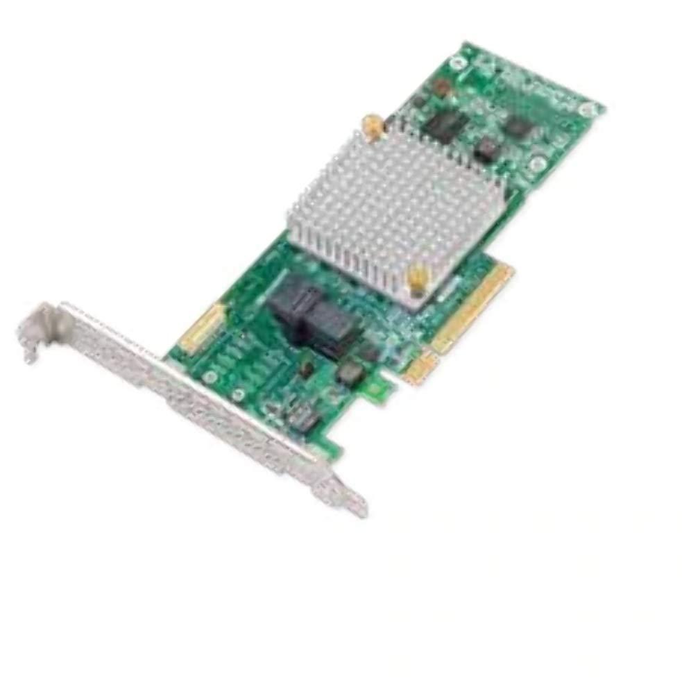 Adaptec Controller Card 2293901-R 12Gb//s 4Port RAID PCIE SAS//SATA LP//MD2 Adapters Retail